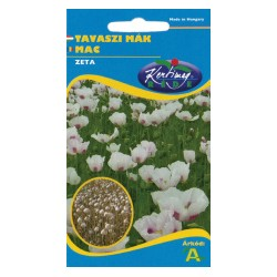 Tavaszi mák,ZETA , 35  g,