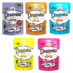 DREAMIES JUTALOMFALAT...