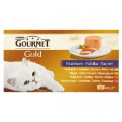Gourmet Gold pástétom...