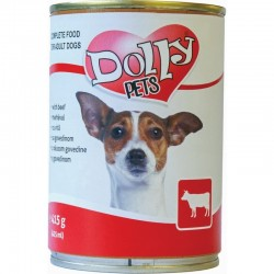 Dolly Dog Konzerv 415gr