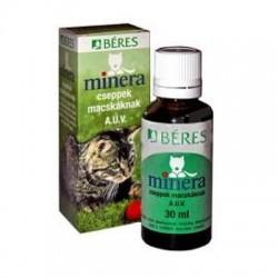 Minera csepp macskának 30 ml