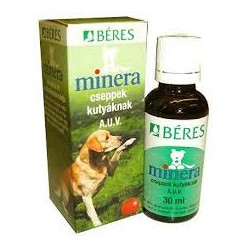 Béres Minera csepp kutya 30 ml