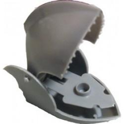 Egércsapda műanyag, cápás
