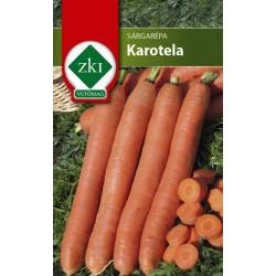 Sárgarépa-Karotela 5 g