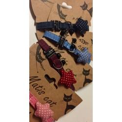 Matis-Pet textil nyakörvek