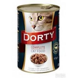 DORTY CAT KONZERV 415G