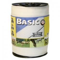 BASIC CLASSE SZALAG, FEHÉR,...